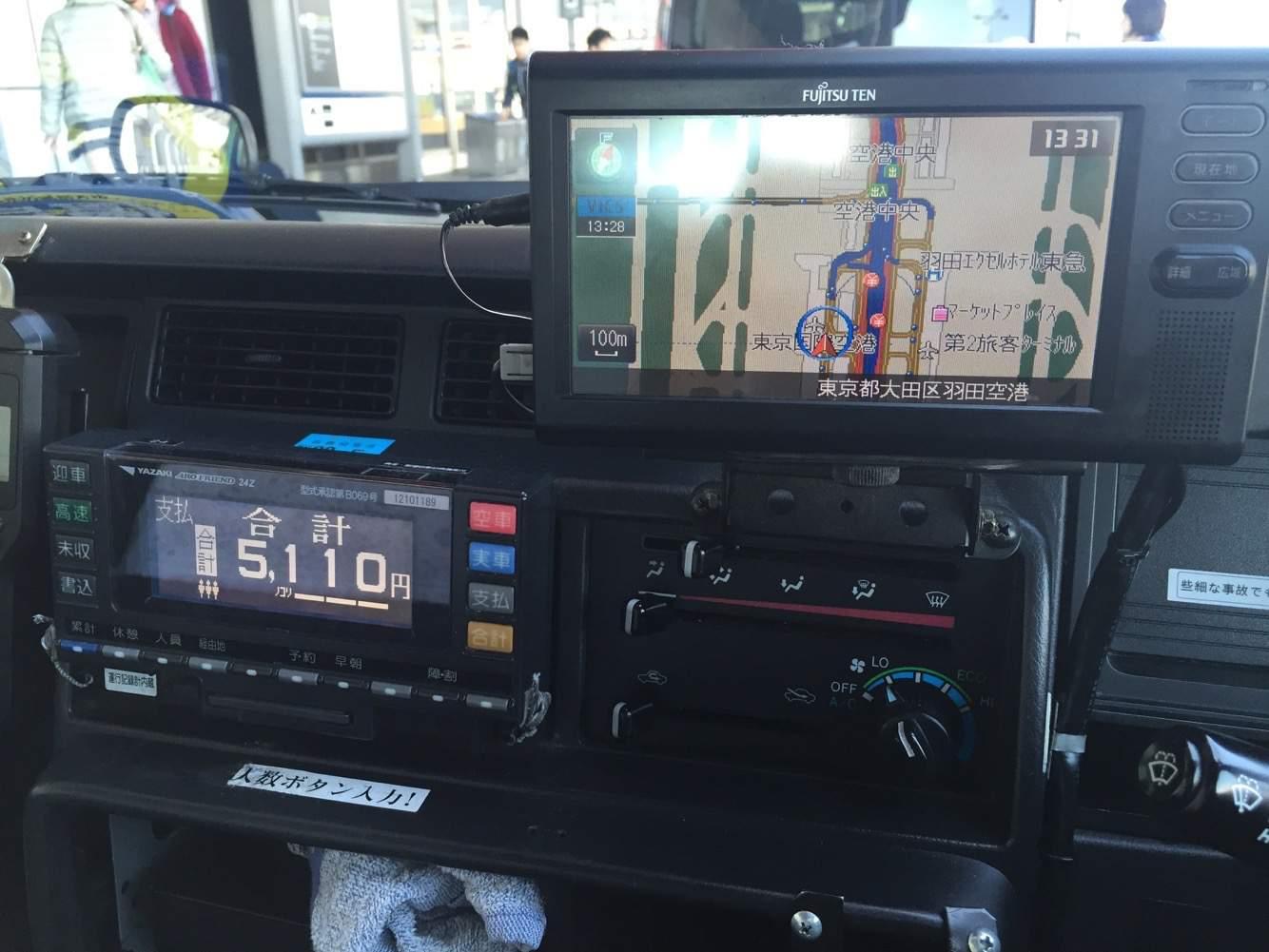 タクシードライバーになって2ヶ月目の乗務が終了。大分営業も慣れてきました♪【乗務記録23日目】
