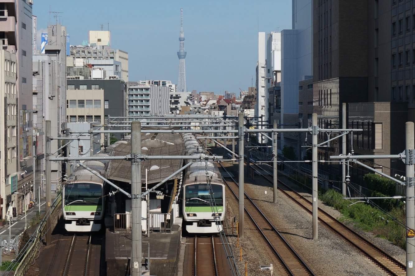 【東京23区+αの地理の覚え方その2】山手線・銀座線・中央線の路線図と駅名を覚えよう!【タクシー地理試験対策】